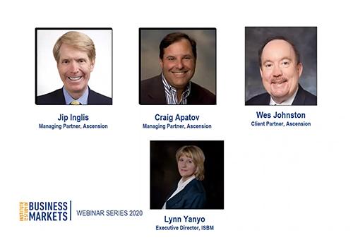 Account Based Marketing, Craig Apatov, Wes Johnston, & Jip Inglish, Ascension
